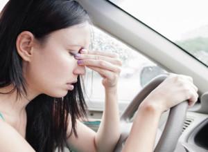L'amaxofòbia, la por de conduir