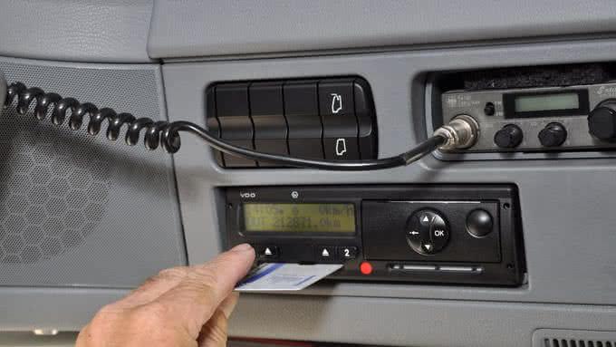 ¿Qué es la tarjeta del tacógrafo digital?