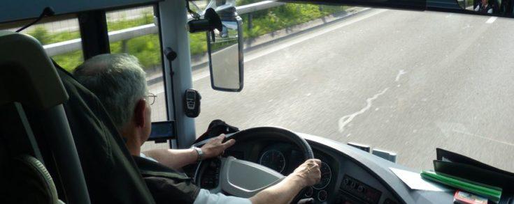 Carnet de conducir D1: ¿Qué tipos de vehículos puedo conducir?
